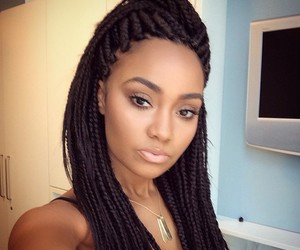 little mix, leigh-anne pinnock, and hair image