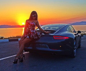 beautiful, car, and fashion image