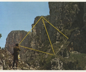 lines, triangle, and vvork image