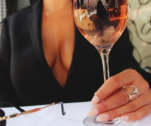 alcohol, business, and jewelry image
