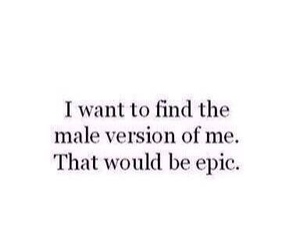 epic, quote, and male image