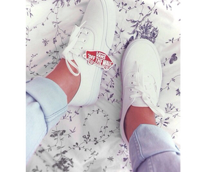 fashion, hipster, and vans image