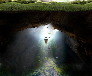 water and well image