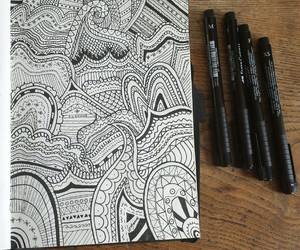 drawing, draw, and ink image