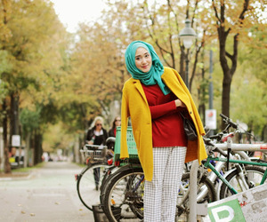 europe, fashion, and hijab image