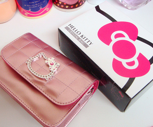 hello kitty, fashion, and pink image