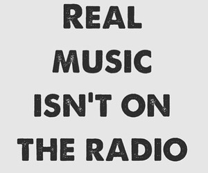 music, radio, and quote image