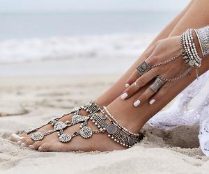 beach, fashion, and summer image