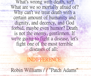 death, humor, and indifference image