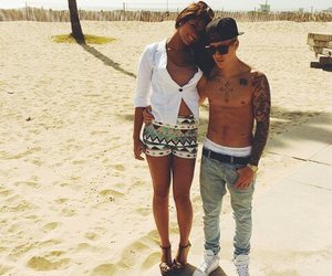 beautiful, gril, and justin bieber image