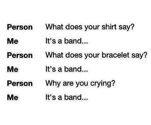 bands, bracelet, and depression image