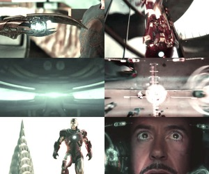 cool, iron man, and Marvel image