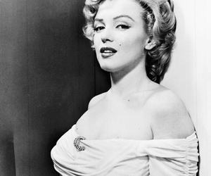cool, Marilyn Monroe, and photography image