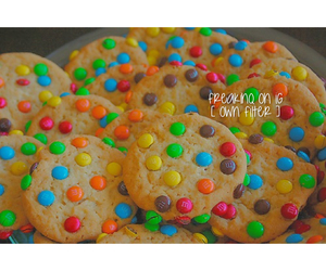bright, colorful, and Cookies image