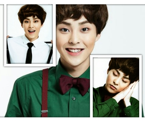 exo, kpop, and song image
