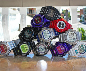 watch and g-shock image