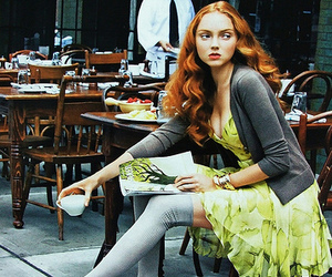 fashion, Lily Cole, and model image