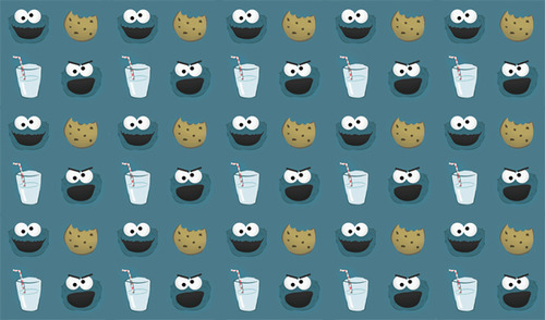Image About Monstruo Come Galletas In Wallpaper By Natta K