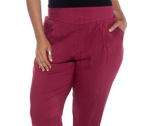 plus size, plus size pants, and plus size office casual image