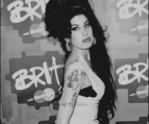 Amy Winehouse and music image
