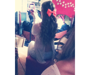 class, curly hair, and hair image