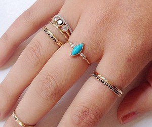 bracelet, necklace, and ring image