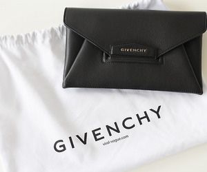 Givenchy, fashion, and black image