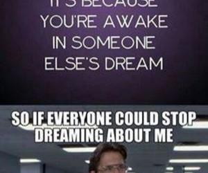 funny, Dream, and sleep image