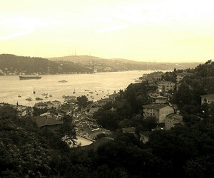 istanbul, bebek, and old city image