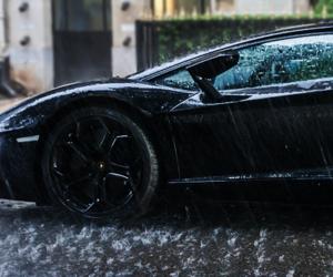 auto, cars, and black car image