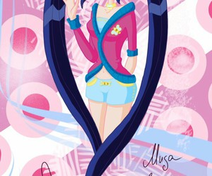 musa, winx, and love and pets image