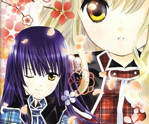 shugo chara, anime, and rima image