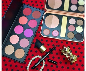 beauty, bh cosmetics, and makeup addict image