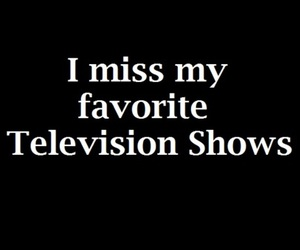 shows, television, and miss image
