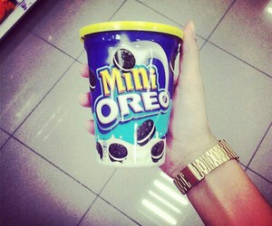 food, oreo, and chocolate image
