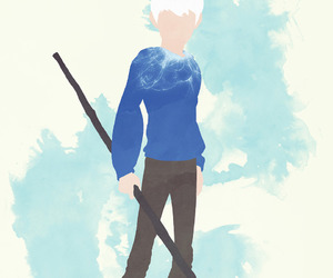 dreamworks, fanart, and jack frost image