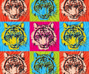 tiger, wallpaper, and tigers image