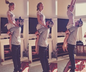 dove cameron, love, and couple image