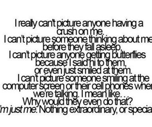 quotes, crush, and me image