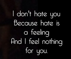 girl, hate, and love image