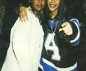 90s, aaliyah, and r&b image