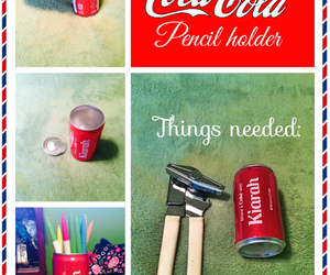 diy, shareacoke, and coke image