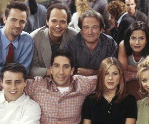 friends and robin williams image