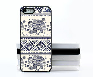 vintage pattern, iphone 6 plus case, and art cover image