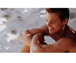 beach, Leonardo, and leonardo dicaprio image