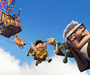 disney and up image