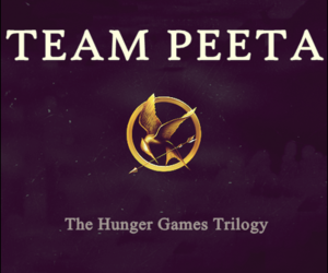 the hunger games, trilogy, and hunger games image