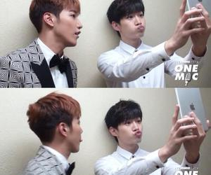 2PM, minjun, and jun.k image