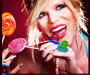 candy, ring pops, and beauty image