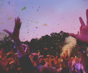 party, festival, and concert image